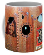 Live Rust, Neil Young Coffee Mug
