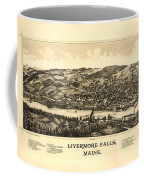 Livermore Falls Maine Coffee Mug