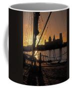 Liverpool, England View From Albert Dock Coffee Mug