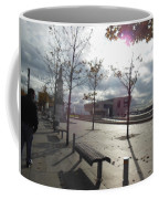 Liverpool In The Fall Coffee Mug