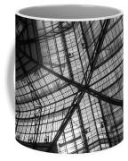 Liverpool Street Station Glass Ceiling Abstract Coffee Mug