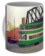 Liverpool Tram 1953 Coffee Mug
