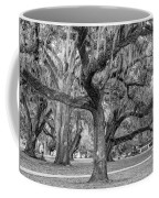 Living History 4 - Bw Coffee Mug