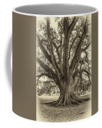 Living History Sepia Coffee Mug