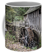 Cable Mill Gristmill - Great Smoky Mountains National Park Coffee Mug