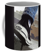 Living In Converse - Hurries In Converse Coffee Mug