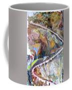 Living Nearer To God Coffee Mug
