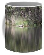 Living On The Pond Coffee Mug
