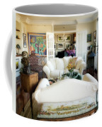 Living Room Iv Coffee Mug by Madeline Ellis