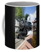 Living Steam Coffee Mug