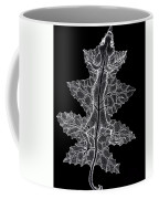 Lizard And Leaf Coffee Mug