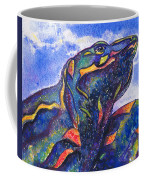 Lizard In The Desert 2 Coffee Mug