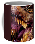 Lizard King Coffee Mug by Kelley King
