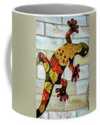 Lizard Wall Art Coffee Mug