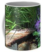 Lizards In The Garden Coffee Mug