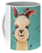 Llama Sid Coffee Mug