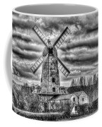 Llancayo Mill Usk 3 Mono Coffee Mug