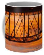 Llano Bridge Reflection Coffee Mug