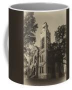 Llano County Courthouse - Vintage Coffee Mug