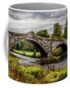 Llanrwst Bridge Panorama Coffee Mug