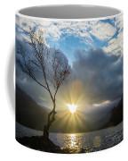 Llyn Padarn Sunburst Coffee Mug