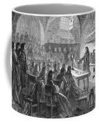 L�mery Demonstrating Chemistry In Paris Coffee Mug