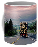 Load Of Logs Coffee Mug