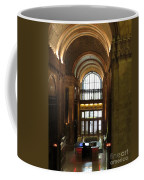 Lobby Of Woolworth Building Coffee Mug