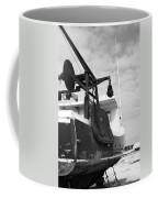 Lobster Boat Near Rye Harbor In  New England Coffee Mug