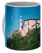Lobster Cove Lighthouse Coffee Mug