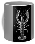Crawfish In The Dark - Xray Coffee Mug
