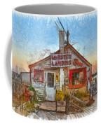 Lobster Shack Pencil Coffee Mug