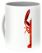 Lobster - The Left Side Coffee Mug