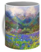 Local Color Coffee Mug by Talya Johnson