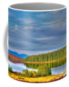 Loch Kinardochy Reflections Coffee Mug