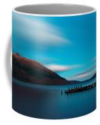 Loch Lomond Blue Coffee Mug by Maria Gaellman
