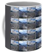 Loch Ness In Squares Coffee Mug