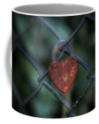 Lock Of Love Coffee Mug