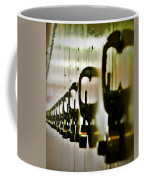 Lock Up Coffee Mug