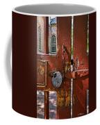 Locked Gate Coffee Mug