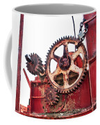 Locked In History Coffee Mug by Stephen Mitchell