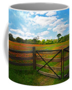 Locked Up Beauty Coffee Mug