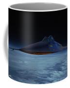 Lockheed A-12 Oxcart Oil Coffee Mug