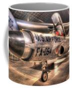 Lockheed F-94 Model C Starfire Coffee Mug