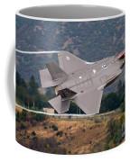 Lockheed Martin F-35 Lightning II, 2015 Coffee Mug
