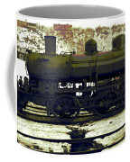 Locomotive Vector Coffee Mug