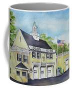 Locust Valley Firehouse Coffee Mug