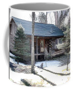 Log Cabin 2 Coffee Mug