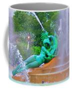 Logan Circle Fountain 6 Coffee Mug