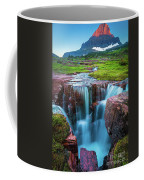 Logan Pass Abyss Coffee Mug